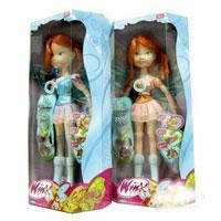 Кукла фея Блум Winx WX 821