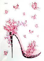 Виниловая наклейка для ноутбука Золушка 183-1781919, фото 1