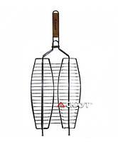 Решетка для рыбы гриль 36*25см