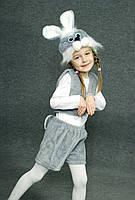 Детский карнавальный костюм Зайчик 342-3233114