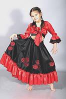 Детский карнавальный костюм Цыганка 342-3233120