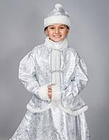 Детский карнавальный костюм Снегурочка 342-3233137
