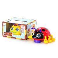 Музыкальная игрушка жук Веселі комашки Limo toy 82721 ABCD
