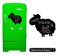 Магнитная доска на холодильник Баранчик Шон 188-1083284
