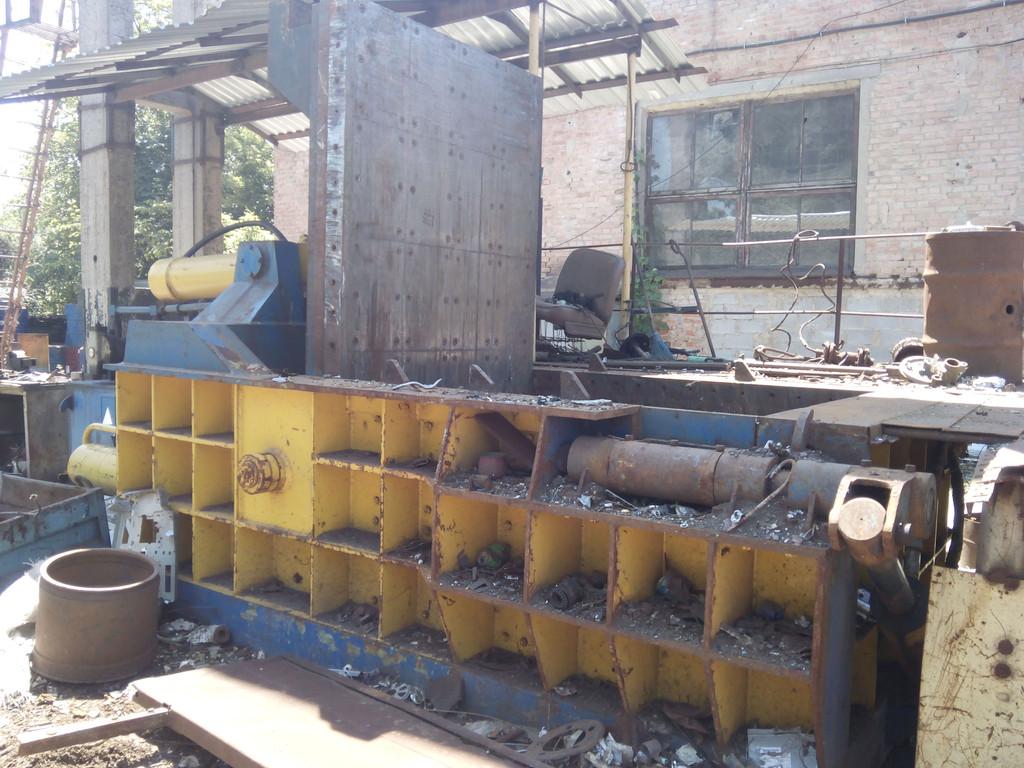 Продажа пресса для пакетирования металла Y81F-200.