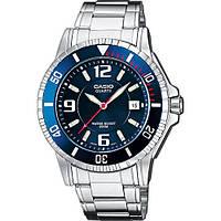 Часы CASIO MTD-1053D-2AVEF Дайверские мужские наручные часы касио оригинал