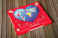 Шоколадный набор Люблю большой 229-18410322