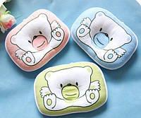 Подушка для новорожденных 358-19010658