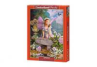 Пазл Весенний Ангел на 1500 элементов 382-38111253