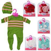 Одежда для пупса Baby born зимняя (7 видов)