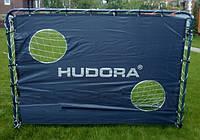 Футбольные ворота с экраном фирмы HUDORA с екраном 32мм 213х152см