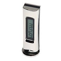 Настольные электронные часы Серебро 150-13712268