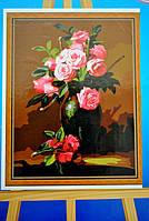 Картина на холсте по номерам Розалии 57-5412552