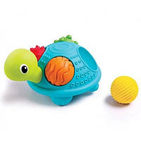Развивающая текстурная игрушка Черепашка, Sensory