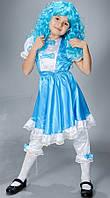 Детский карнавальный костюм Мальвина 342-32313404
