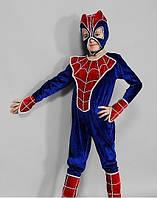 Детский карнавальный костюм Человек Паук 342-32313415