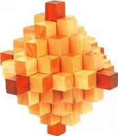 Деревянная головоломка Ромб 202-19813501