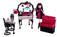 Кукла Монстер Хай Monster High, Дракулаура и ее закусочная ( Monster High Die-Ner and Draculaura Playset)