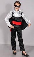 Детский карнавальный костюм Зорро 342-32313784