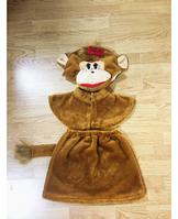 Детский карнавальный костюм Обезьянка Данка 342-32313857