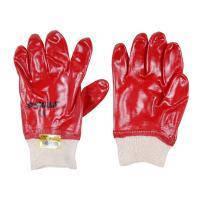 Перчатки трикотажные с полным ПВХ покрытием Sigma (9221211)