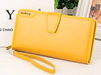 Клатч Baellerry Business желтый 147-14614290, фото 1