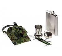 Набор для военных с флягой 161-13714302