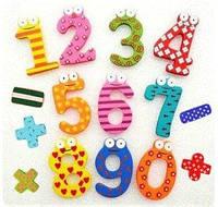 Набор деревянных цифр и знаков для детей 202-19814996
