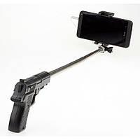 Монопод - палка для селфи Пистолет 181-17815328