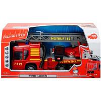 Пожарная машина (43 см) со светом и звуком, Dickie Toys