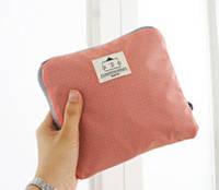 Летняя сумка компактная с короткими ручками 166-16515744