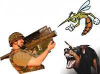 Отпугиватели грызунов, насекомых, собак