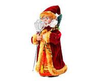 Музыкальный Дед Мороз 26 см 346-21516118