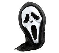 Карнавальная маска Крик пластик 184-16182