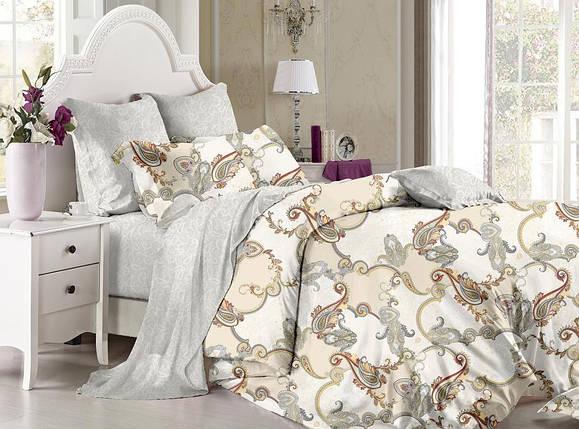 """Ткань для постельного белья Бязь """"Gold"""" Lux GL2058 (50м), фото 2"""