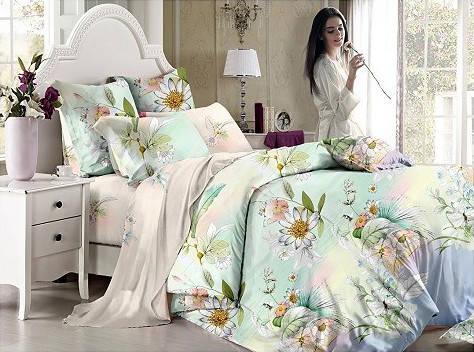 """Ткань для постельного белья Бязь """"Gold"""" Lux GL2060 (50м), фото 2"""