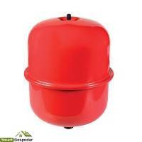 Бак для системы отопления 12л сферический