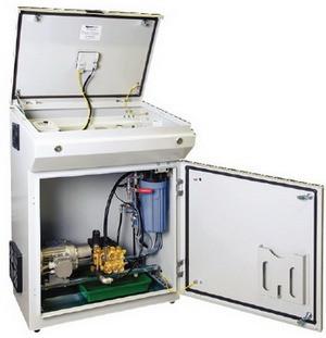 Адиабатический увлажнитель воздуха HygroMatik HDS