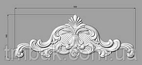 Горизонтальный декор 76 - 500х180 мм, фото 2