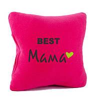 Подушка сувенирная Лучшая в мире Мама 98-9716652