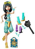 Кукла Монстер Хай Клео де Нил Коллекция кукол с обувью (Monster High Cleo De Nile I love Shoes)