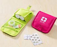 Органайзер-аптечка дорожный розовый 106-10216746