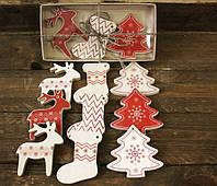 Набор елочных игрушек Сказочный подарок 218-21516884