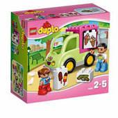 """Конструктор Лего"""" Фургон із морозивом"""""""