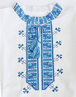 """Вышиванка для мальчика """"Полуботок"""" с длинным рукавом, фото 1"""