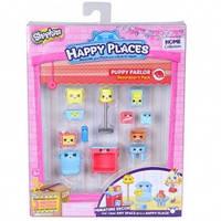 Набор фигурок HAPPY PLACES S1 – ГОСТИНАЯ (15 петкинсов, 2 платформы) от Happy Places - под заказ