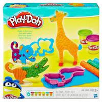 Игровой набор Веселое сафари Play-Doh B1168
