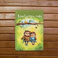 Картхолдер для водительского удостоверения, ID-карт, банковских карт 162-14618094