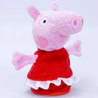 "Свинка ""Пеппа""  повторюшка 18 см"