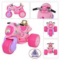 Электромобиль Трицикл Принцессы Injusa 7298